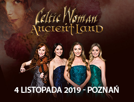 Celtic Woman - Poznań