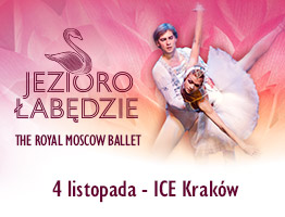 The Royal Moscow Ballet Kraków
