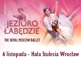 The Royal Moscow Ballet Wrocław