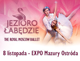 The Royal Moscow Ballet Ostróda