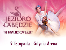 The Royal Moscow Ballet Gdynia